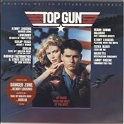 Click here for more info about 'Original Soundtrack - Top Gun - Stickered Sleeve'