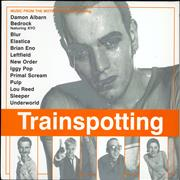 Click here for more info about 'Original Soundtrack - Trainspotting - Orange Vinyl'