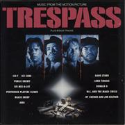 Original Soundtrack Trespass (Music From The Motion Picture) Germany vinyl LP
