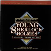 Click here for more info about 'Original Soundtrack - Young Sherlock Holmes & The Pyramid Of Fear'