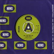 Click here for more info about 'Orlando (60s) - Am I The Same Guy (Soulful Strut)'