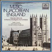 Click here for more info about 'Orlando Gibbons - Music In Jacobean England'