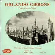 Click here for more info about 'Orlando Gibbons - Tudor Church Music 1 & 2'