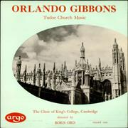 Click here for more info about 'Orlando Gibbons - Tudor Church Music 1'