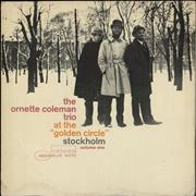 Click here for more info about 'Ornette Coleman - At The Golden Circle Volume 1 & 2 - 1st - NY'