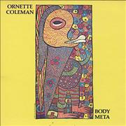 Click here for more info about 'Ornette Coleman - Body Meta'