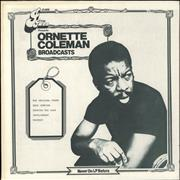 Click here for more info about 'Ornette Coleman - Broadcasts - Never On LP Before'
