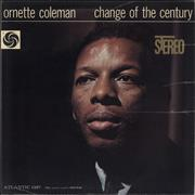 Ornette Coleman Change Of The Century USA vinyl LP
