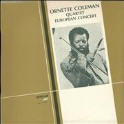 Click here for more info about 'Ornette Coleman - European Concert'