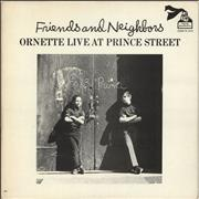 Click here for more info about 'Ornette Coleman - Friends And Neighbors - Ornette Live At Prince Street'