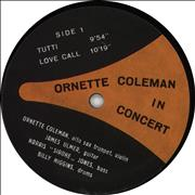 Click here for more info about 'Ornette Coleman - In Concert'