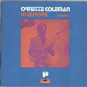 Click here for more info about 'Ornette Coleman - In Europe Volume 1'