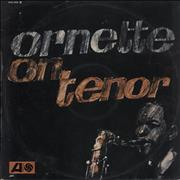 Click here for more info about 'Ornette Coleman - On Tenor'