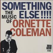 Click here for more info about 'Ornette Coleman - Something Else!!!! - 180gm - Sealed'