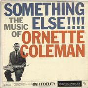 Click here for more info about 'Ornette Coleman - Something Else!!!!'