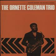 Click here for more info about 'Ornette Coleman - Souvenir Brochure'
