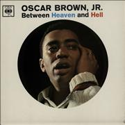 Click here for more info about 'Oscar Brown Jnr - Between Heaven And Hell'