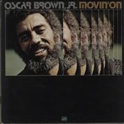 Click here for more info about 'Oscar Brown Jnr - Movin' On'