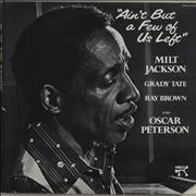 Click here for more info about 'Oscar Peterson & Milt Jackson - Ain't But A Few Of Us Left'