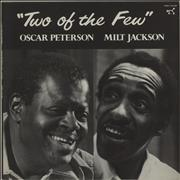 Click here for more info about 'Oscar Peterson & Milt Jackson - Two Of The Few'