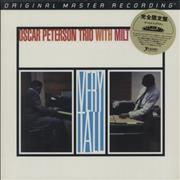Click here for more info about 'Oscar Peterson & Milt Jackson - Very Tall - 200gm - Sealed'