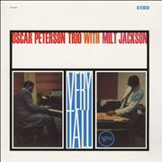 Click here for more info about 'Oscar Peterson & Milt Jackson - Very Tall - 200gm'