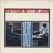 Click here for more info about 'Oscar Peterson & Milt Jackson - Very Tall'