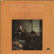 Click here for more info about 'Oscar Peterson & Stéphane Grappelli - Oscar Peterson - Stephane Grappelli Quartet Vol. 1'