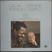 Click here for more info about 'Oscar Peterson & Stéphane Grappelli - Oscar Peterson - Stephane Grappelli Quartet Vol. 2'