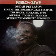Click here for more info about 'Oscar Peterson - Live At The Northsea Jazz Festival'