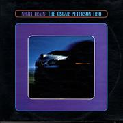 Click here for more info about 'Oscar Peterson - Night Train - laminated p/s'