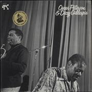 Click here for more info about 'Oscar Peterson - Oscar Peterson & Dizzy Gillespie - stickered shrink'