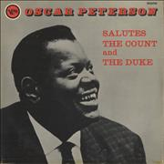 Click here for more info about 'Oscar Peterson - Salutes The Count And The Duke'