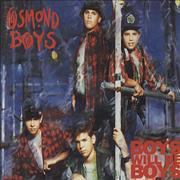 Click here for more info about 'Osmond Boys - Boys Will Be Boys'