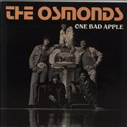 Click here for more info about 'Osmond Boys - One Bad Apple'