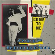 Click here for more info about 'Otis Redding - Come To Me'