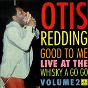 Click here for more info about 'Otis Redding - Good To Me - Live At The Whisky A Go Go - Volume 2'