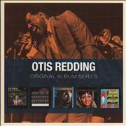 Otis Redding Original Album Series UK 5-CD set