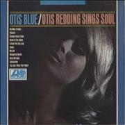 Otis Redding Otis Blue / Otis Redding Sings Soul UK vinyl LP