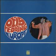 Otis Redding Otis Redding In Europe UK vinyl LP