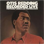 Click here for more info about 'Otis Redding - Recorded Live - Deletion cut'