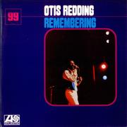 Otis Redding Remembering UK vinyl LP