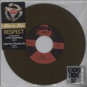 Click here for more info about 'Respect - RSD12 - Brown Vinyl'