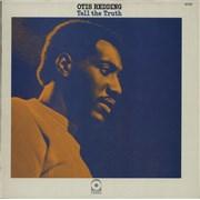 Otis Redding Tell The Truth France vinyl LP