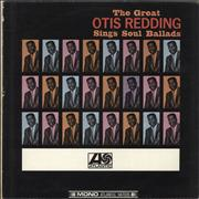 Click here for more info about 'Otis Redding - The Great Otis Redding Sings Soul Ballads - Ex'