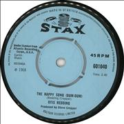 Click here for more info about 'Otis Redding - The Happy Song (Dum-Dum) - 4pr'
