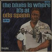 Click here for more info about 'Otis Spann - The Blues Is Where It's At'