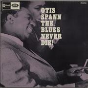 Click here for more info about 'Otis Spann - The Blues Never Die !'