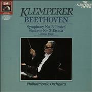 Click here for more info about 'Otto Klemperer - Beethoven: Symphony No. 3 'Eroica' / Grosse Fuge'