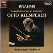 Click here for more info about 'Klemperer Conducts Brahms Symphony No. 1'